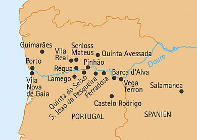 Fluss In Portugal flusskreuzfahrt der goldene fluss douro in portugal ms douro